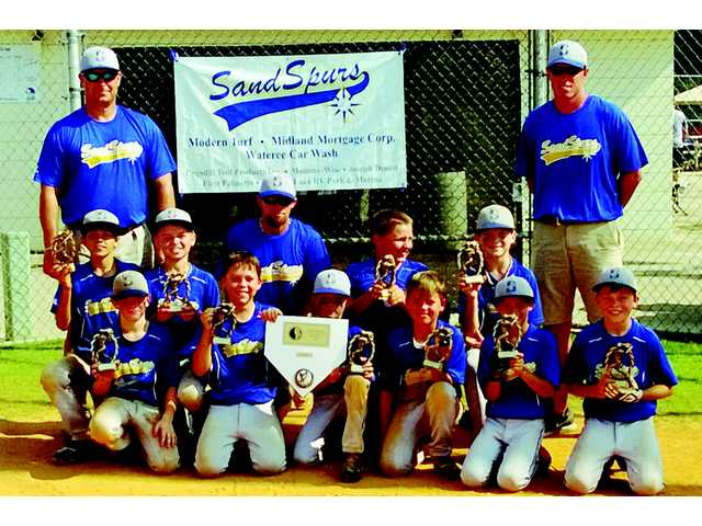 SandSpurs win two championships