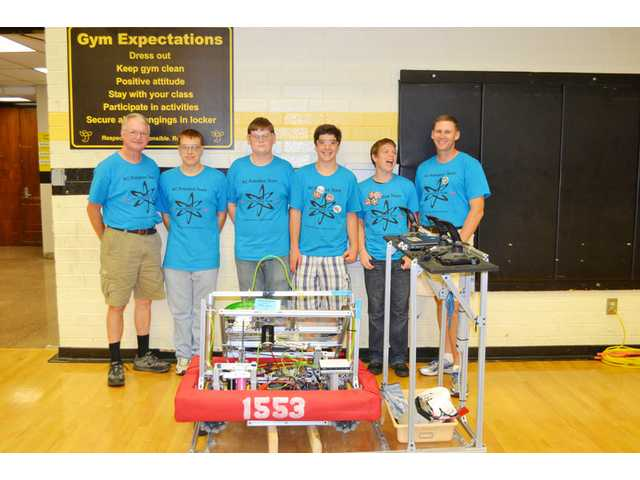 KC Robotics Team wins state championship