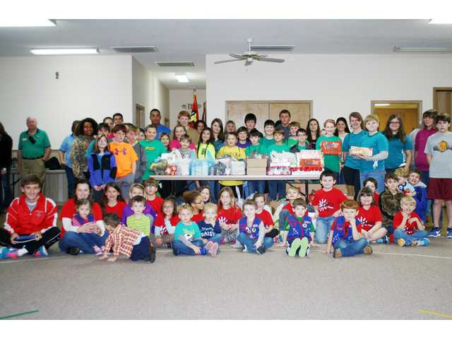 'Can-Do' food drive a sucess