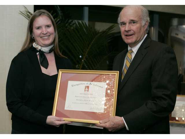 Representative Funderburk recognized as Inaugural Health Policy Program Fellow
