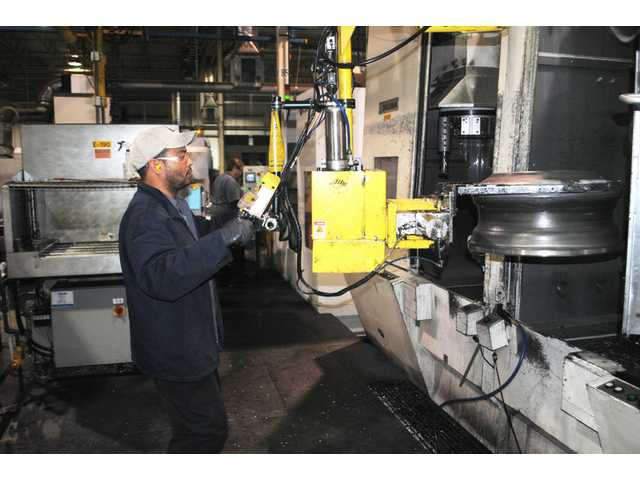 Industrial spotlight: Accuride shines in the wheel business