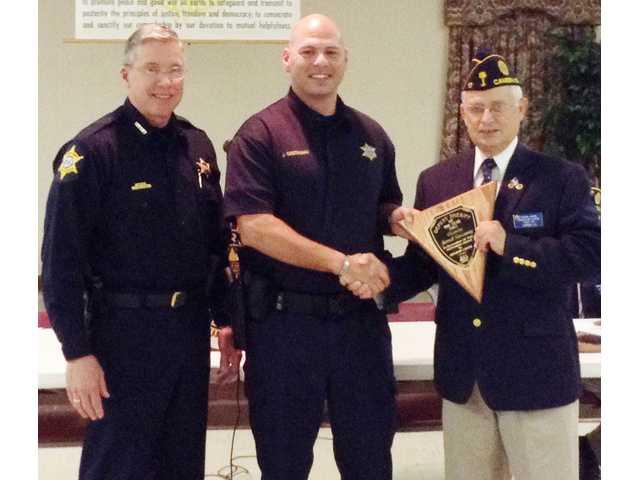 SCLEN, American Legion honor KCSO deputies