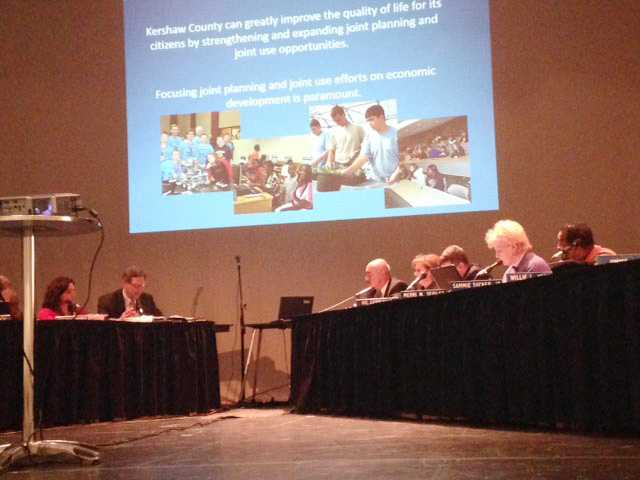 School board, KCC discuss economic development campus