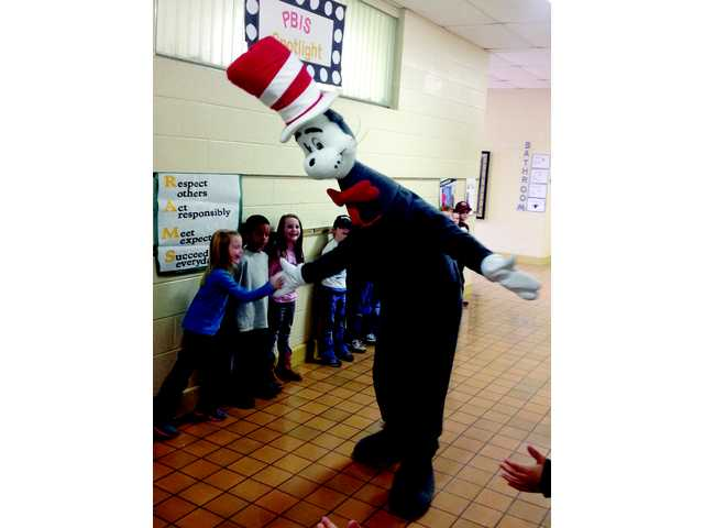 Cat in the Hat at Mt. Pisgah