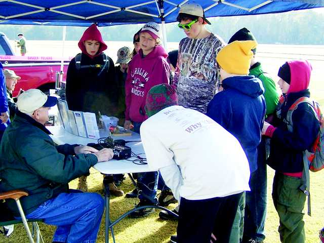KC Amateur Radio Club to hold Morse code training class Saturday