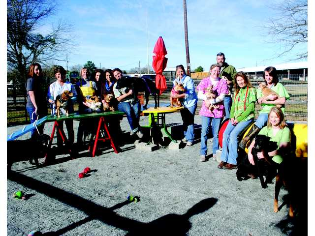 Walter M. Crowe Animal Shelter celebrates 15 years