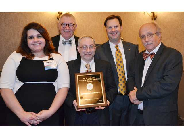 C-I wins coveted SCPA Montgomery FOI Award