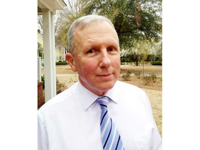 Julian Burns files for Kershaw County Council chair