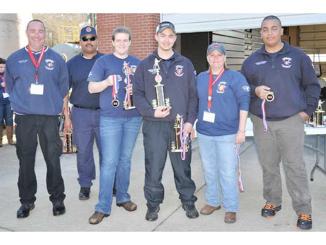LF-R Explorers, Junior Firefighters excel