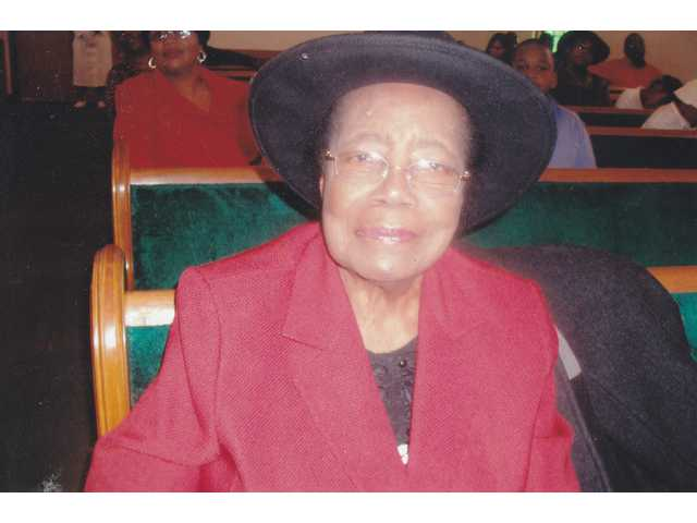 Dr. Daisy Alexander spent life teaching math and helping people