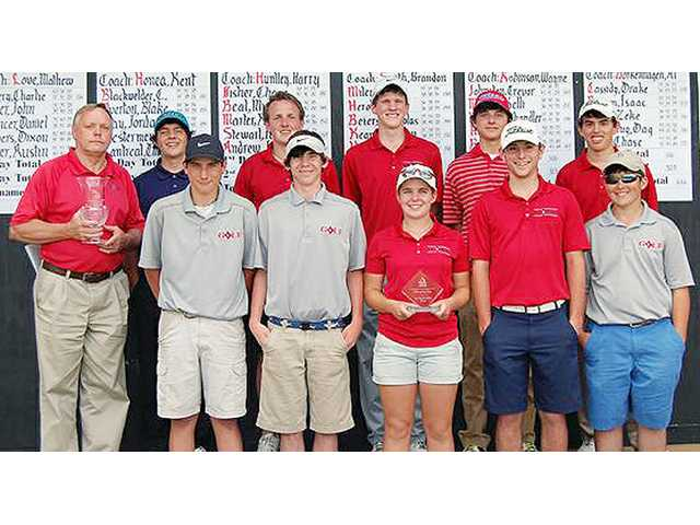 Demon golfers living up to lofty expectations