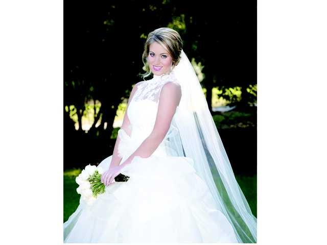 Sarah Elizabeth Creed, Adam Lawrence Bradley united in marriage