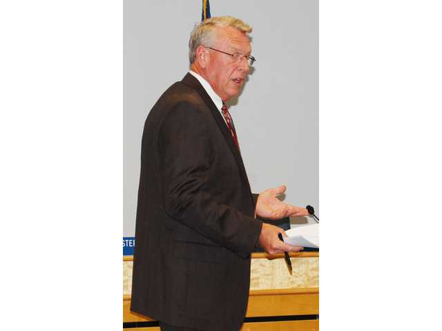 School district presents budget request to county council
