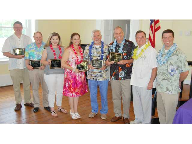 Chamber honors Prestages at annual awards banquet
