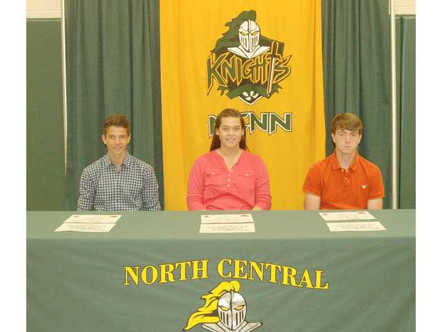 A North Central spring sports three-feat