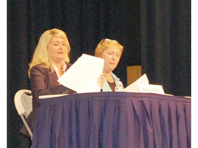 Sheriff, KCC chair, treasurer candidates speak at forum