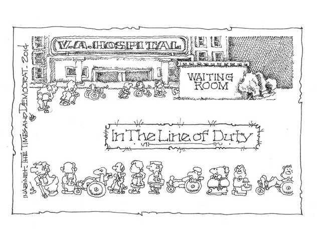 Walt Inabinet - June 13, 2014