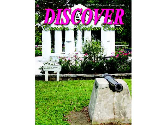 Discover Camden-Kershaw County magazine to debut in August