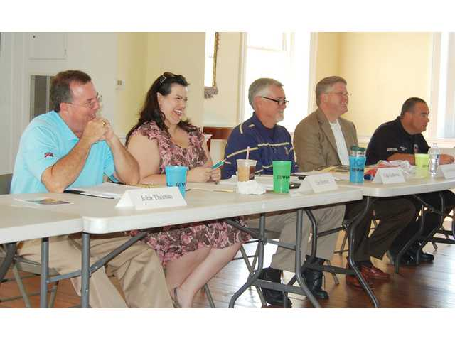 School district officials talk Phase 2 referendum with chamber board