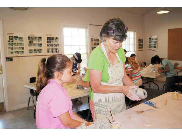 Fine Arts Center's Arts Arising Program in full swing