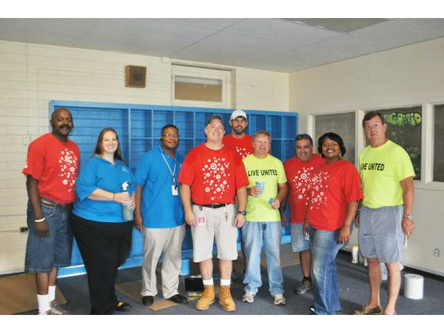 Target uses 'Day of Caring' to help new Jackson Teen Center