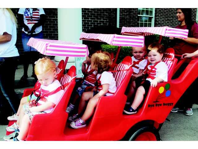 A parade of patriotism