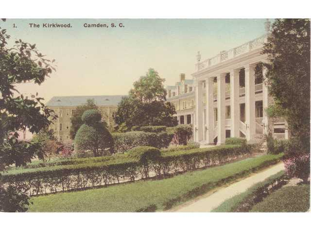 'In the Heart of the Pines' showcases Camden's hotel era