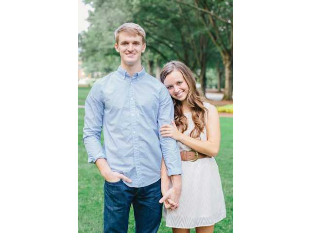Miss Kaleigh Ward to marry Mr. Grant Cox in September