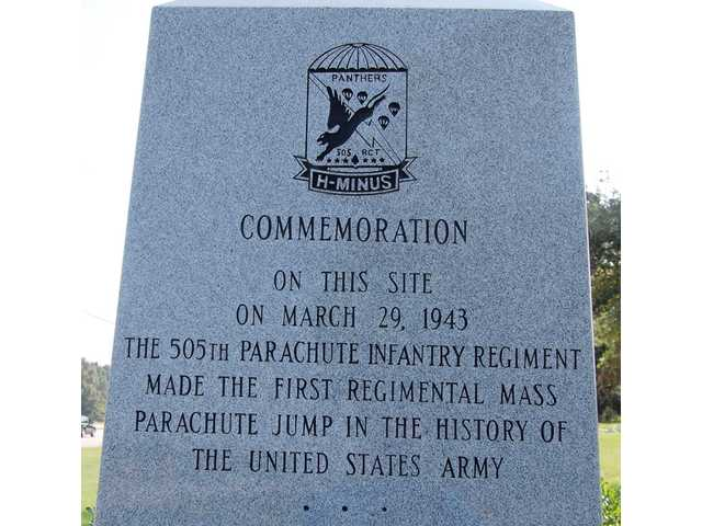 Camden man remembers tragic 1943 parachute jump
