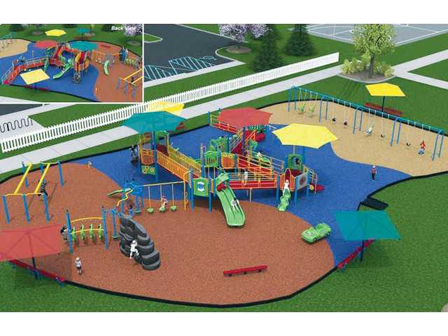 Playground project launches fundraising campaign