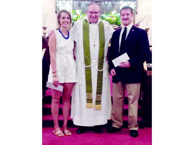 Grace Episcopal Scholarship winners