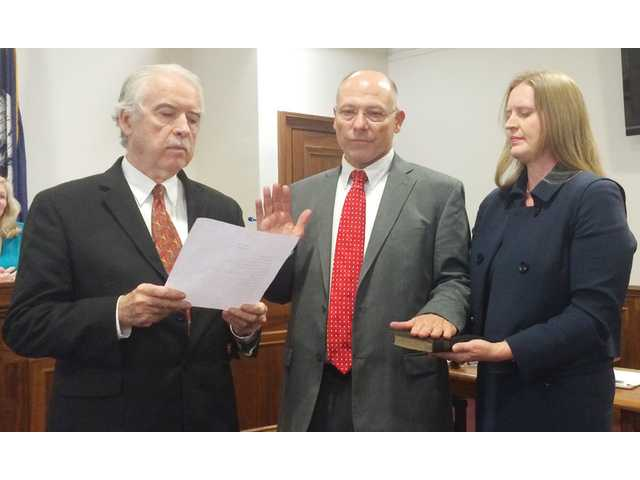 Bill Funderburk is Camden's newest judge