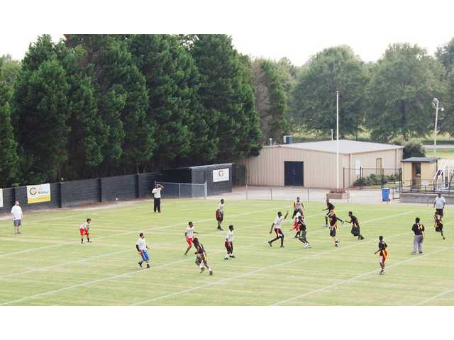 JTC closes summer with flag football all-star game
