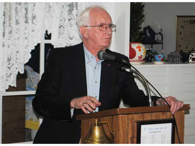 Retired general promotes Eighth Air Force Museum