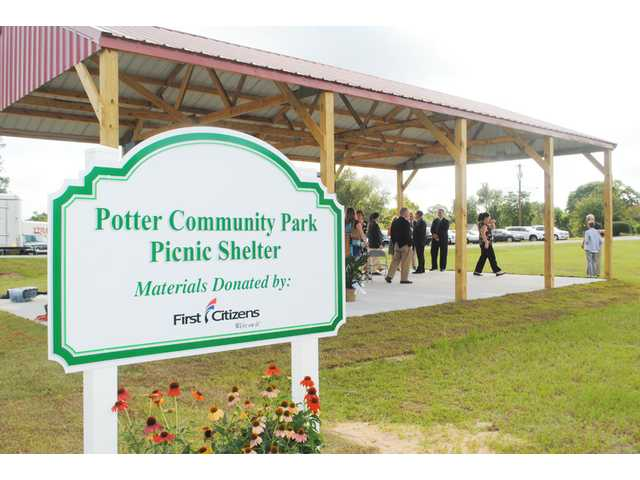 Potter Community Park construction comes under budget
