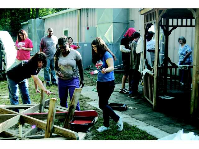 United Way of Kershaw County has annual United Way Day of Caring