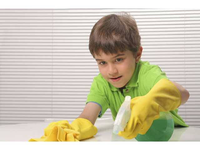 Tips to get your kids to clean up after themselves