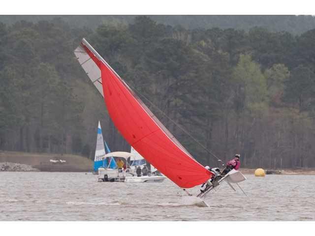 Wateree Sailing Club plays host to EMSA regatta Oct. 4-5