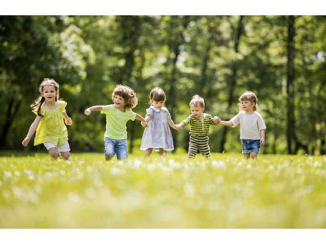 Facilitating children's playtime and events