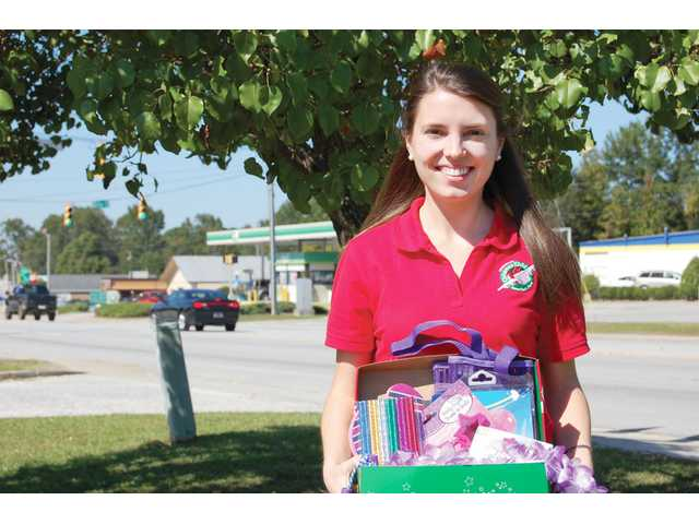 Local giving leads to global impact with Operation Christmas Child