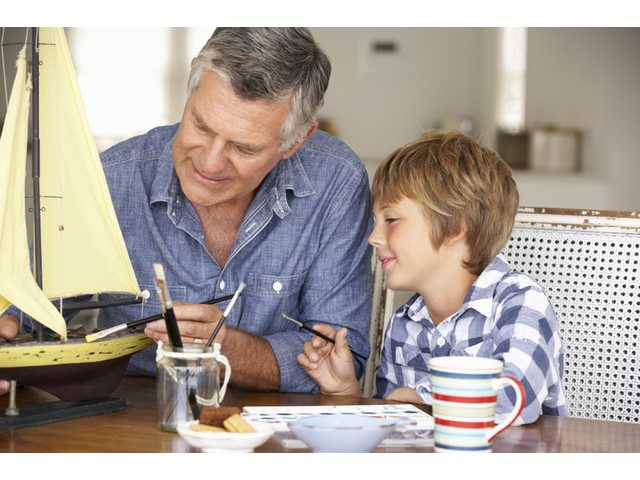 Five ways grandparents can help with kids