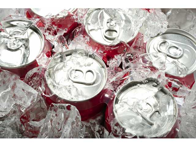 Have a soda — and a 50-minute run