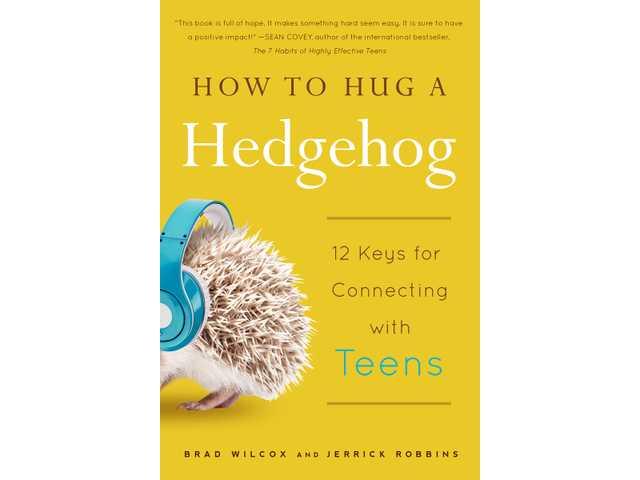 'How to Hug a Hedgehog' empowers parents to help teens
