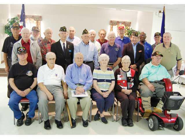 Korean War veterans honored by Legion