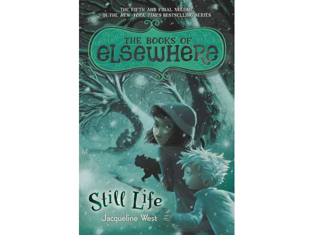 'Still Life' ends Books of Elsewhere series with rapid-fire adventures