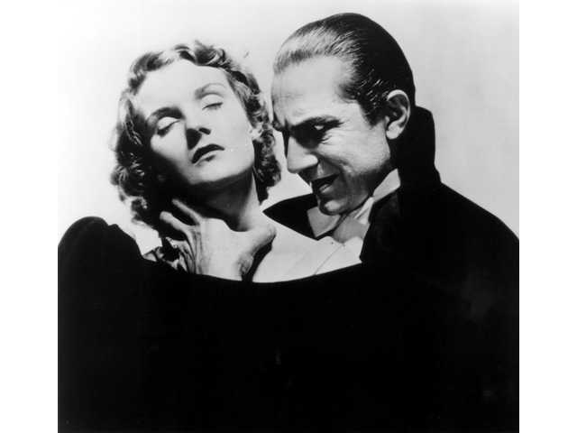 The immortal monster: Dracula on the screen
