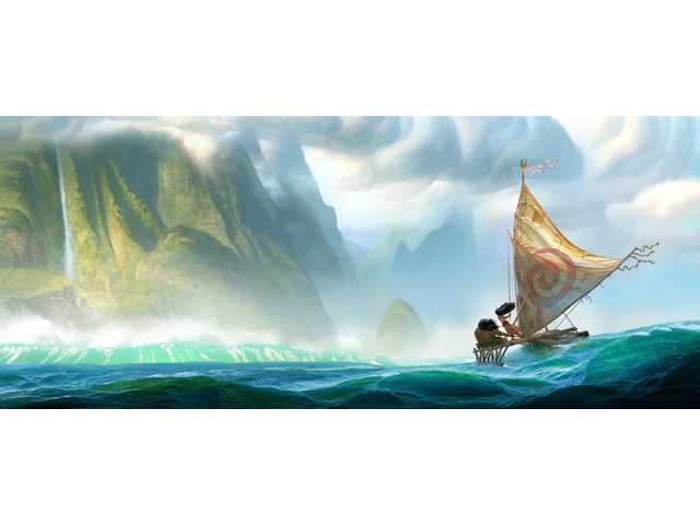 'Moana' is Disney's latest animated film
