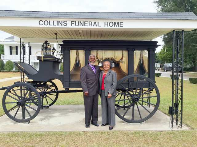Collins Funeral Home celebrating 100 years