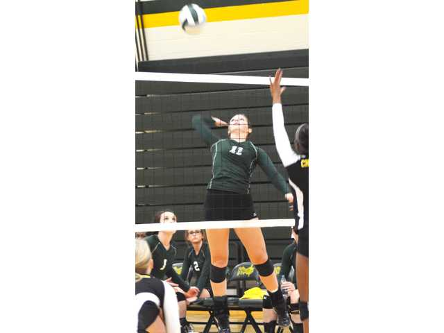 KC volleyball players pile up post-season honors