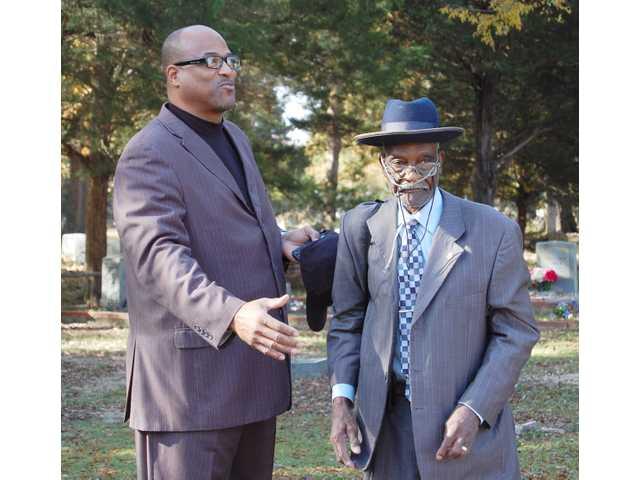 Veterans Day observance held in Cedars Cemetery